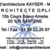 Cabinet d'Architecture Kayser Milleliri