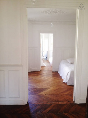 Réhabilitation totale d'un appartement haussmannien à Paris 9 : photo 5D