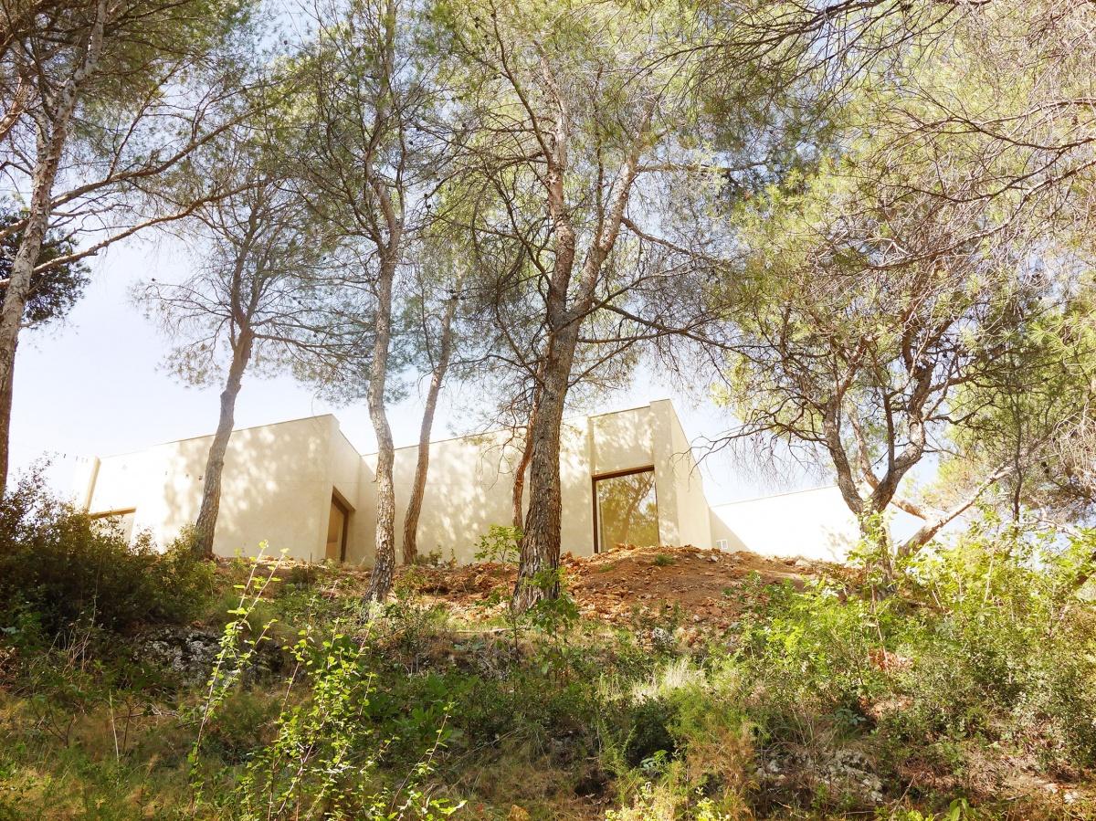 Maison individuelle à Ventabren, Provence : P1010201