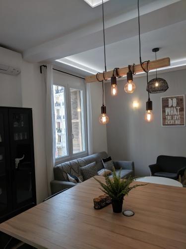 Appartement de 90m² : 2