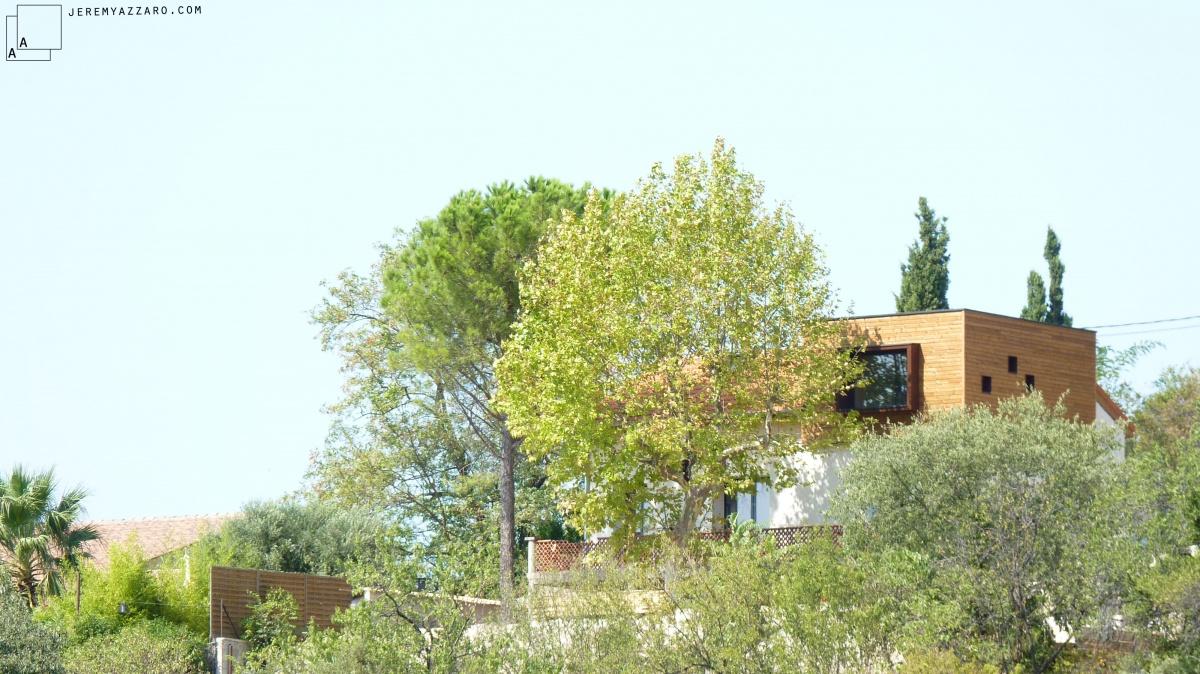 Surélévation Rénovation « la cabane sur le toit »