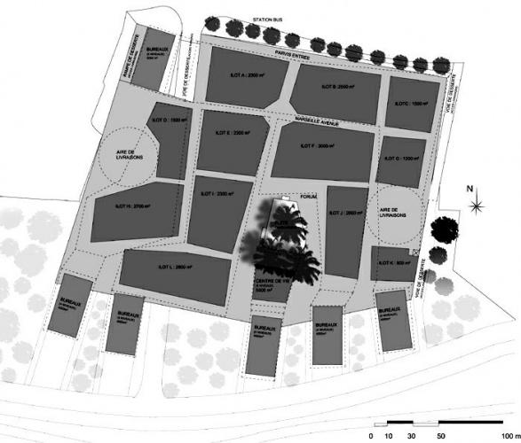 village de marques la valentine marseille 13 2007 marseille 13 une r alisation de yann. Black Bedroom Furniture Sets. Home Design Ideas