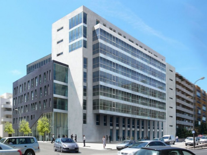 Bureaux à Marseille (13)-2006