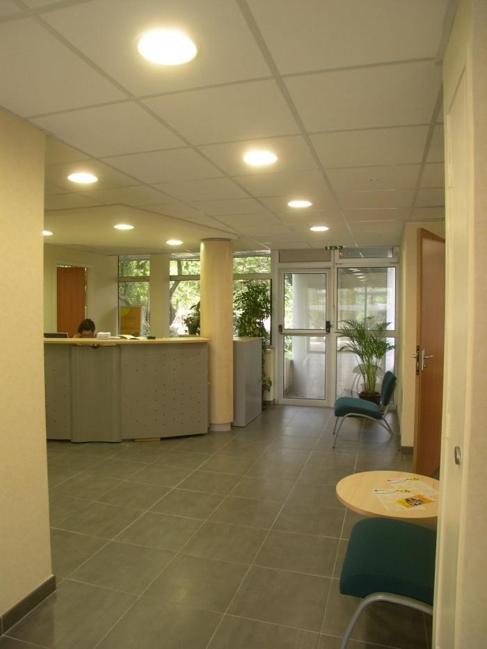 Bureaux LAMY-Phocéènne (anciennt GESTRIM) - (Marseille 10°)