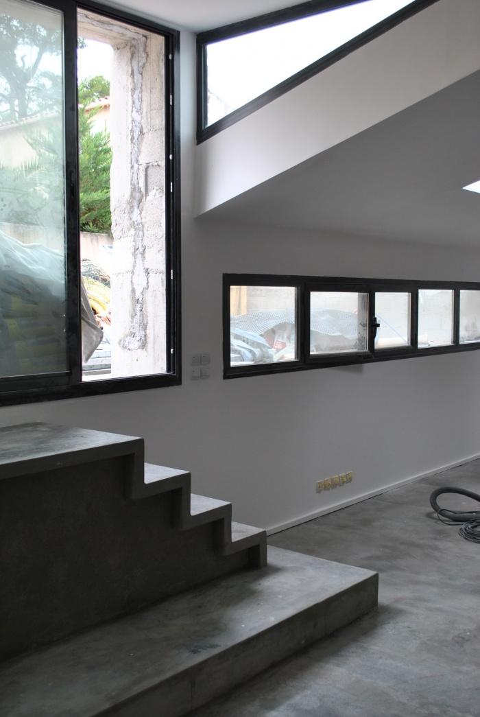 loft marseille marseille une r alisation de dk architectes. Black Bedroom Furniture Sets. Home Design Ideas