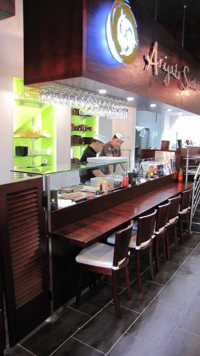 Restaurant ARIGATO SUSHI MARSEILLE