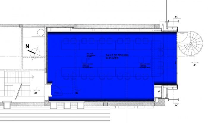 salle de réunion au barrage de Serre-Ponçon (04) - 2011 : 04