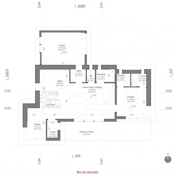 Projet d'une maison individuelle en bois, terre et paille : image_projet_mini_63774