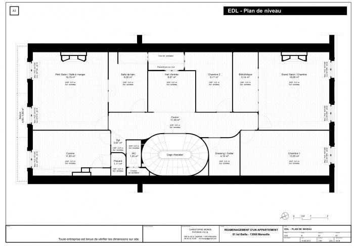 r novation d 39 un 3 fen tres marseillais marseille une r alisation de christophe monge. Black Bedroom Furniture Sets. Home Design Ideas