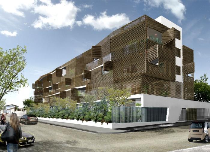 26 logements BBC à Marseille (13) - 2013