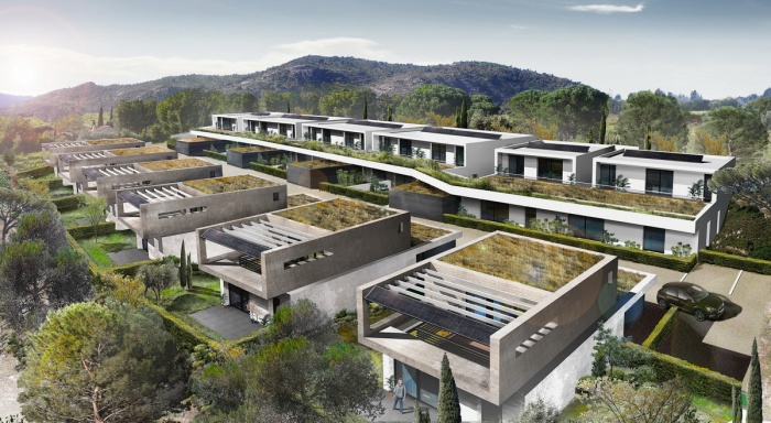 24 logements à Plan de la Tour (83) - 2013