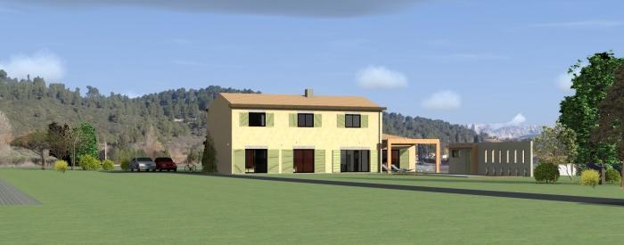 Creation d'une villa : Sans titre-11