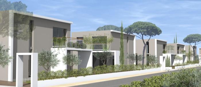 Architecte jeremy azzaro marseille r alisations et contact - Loft salon de provence ...
