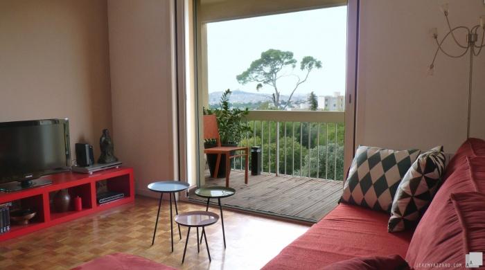 recomposition d 39 un appartement ann es 70 marseille. Black Bedroom Furniture Sets. Home Design Ideas