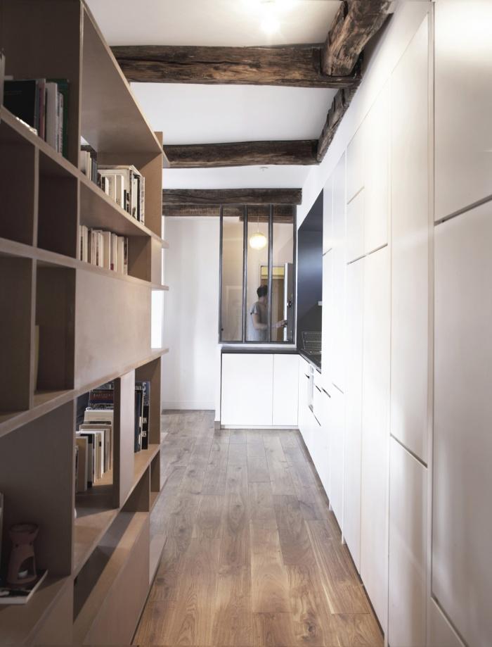 Restructuration complète d'un appartement à Paris 11° : 1204_LG_08_HD2
