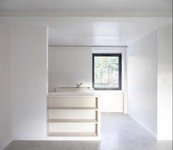 3 Logements dans une maison ancienne en meulière dans la Vallée de Chevreuse : 1401_Chevreuse_14_MD
