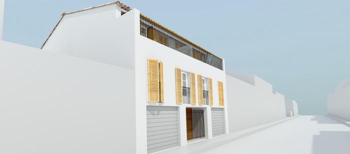 Maison de Village à Cogolin : image_projet_mini_83774