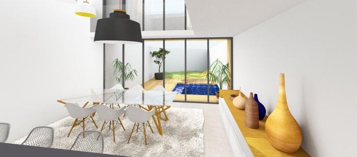 Maison de Village à Cogolin : may_architecture_architecte_rénovation_cogolin-Rialet-05