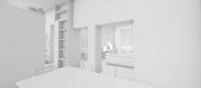 Rénovation d'un appartement à Nice : may_architecture_architecte_rénovation_Nice-Rossini-12