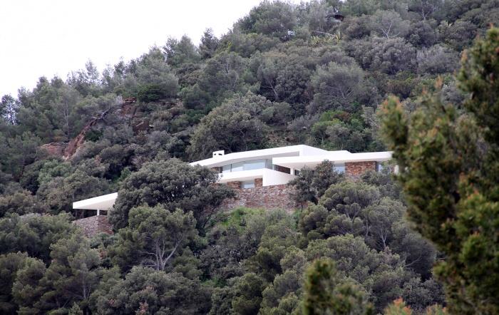 Villa BB CAP BENAT : vue mer