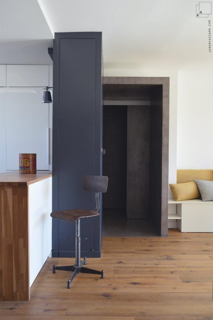 Rénovation et Réaménagement d'un appartement des années 70