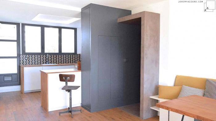 rénovation appartement année 70