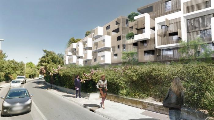 358 logements à Marseille (13) - 2014