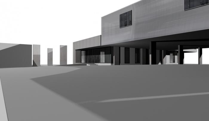 Bureaux et espace d'exposition à  Salon de Provence (13) - Tranche 2 - 2016 : 02