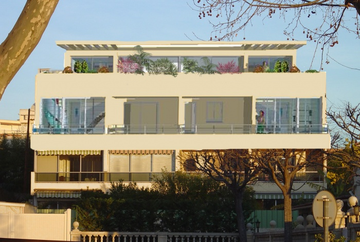 Extension Antibes