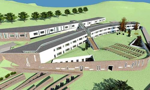 Ecole professionnelle pour les services hôteliers - Tortoli - Sardaigne