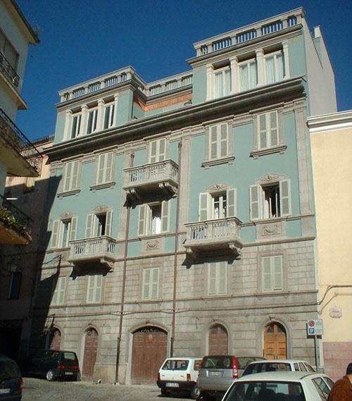 Palais - Italie - Ozieri