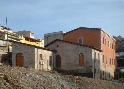 Réhabilitation de la première centrale électrique de la Sardaigne - Ozieri