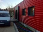 Maison de quartier modulaire ossature bois