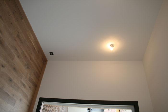 éclairage de piéce plafond